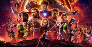 Avengers Infinity War Movie Poster 2