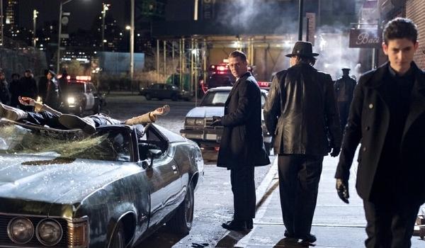 Ben McKenzie Donal Logue David Mazouz Gotham A Dark Knight That's Entertainment