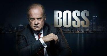 Boss TV Show Banner Poster