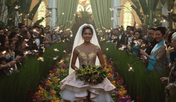 CRAZY RICH ASIANS (2018) Movie Trailer: Constance Wu's Boyfriend is the Heir to a Wealthy Family