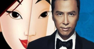 Donnie Yen Mulan Animated Film