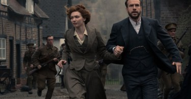 Eleanor Tomlinson Rafe Spall War of the Worlds