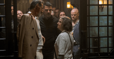 Jodie Foster Jeff Goldblum Evan Jones Zachary Quinto Hotel Artemis