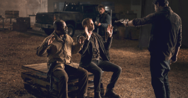 Lennie James Garret Dillahunt Fear the Walking Dead Season 4