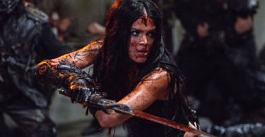 Marie Avgeropoulos The 100 Red Queen