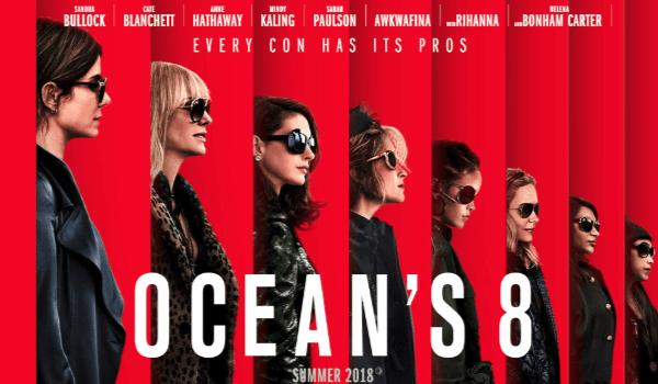 Oceans 8 Movie Poster