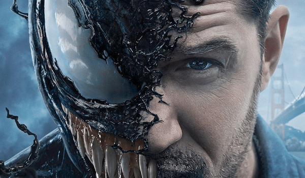 Venom Movie Poster 2
