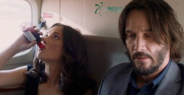 Keanu Reeves Winona Ryder Destination Wedding