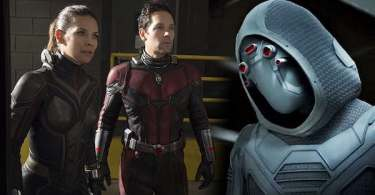 Paul Rudd Evangeline Lilly Hannah John-Kamen Ant-Man and the Wasp