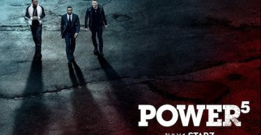 Power Season 5 TV Show Poster Banner