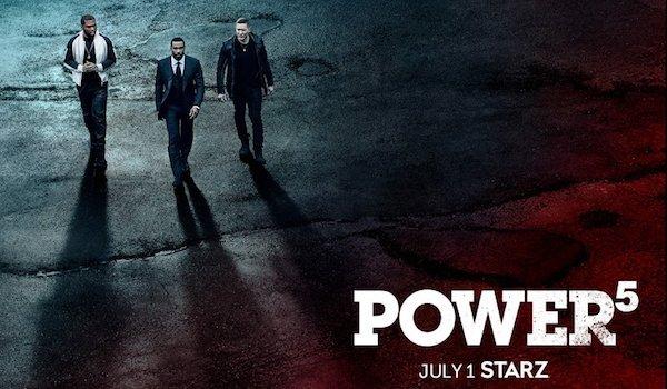 Power Season 5 TV Show Poster Banner
