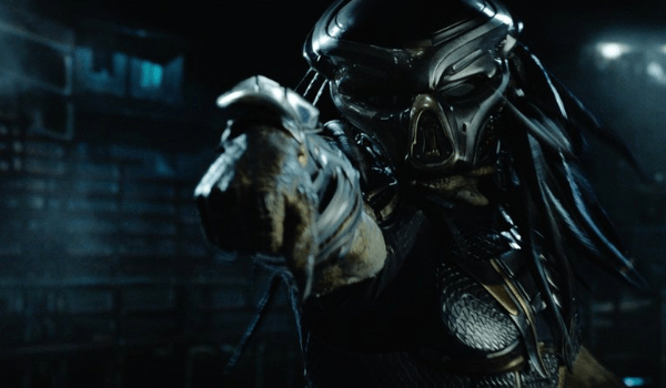 The Predator trailer launches a Halloween hunt