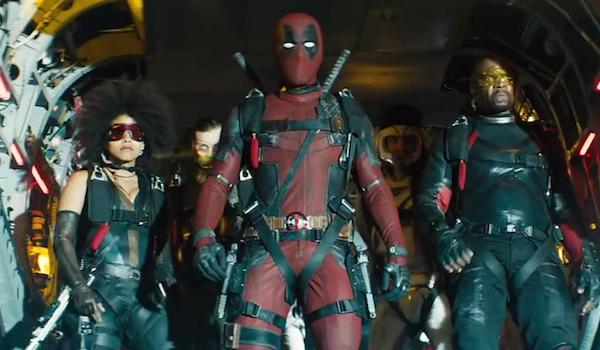 Ryan Reynolds Deadpool 2 FilmBookCast