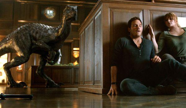 Chris Pratt Jurassic World Fallen Kingdom FilmBookCast