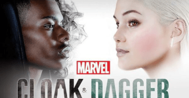 Cloak and Dagger TV Show Poster Banner