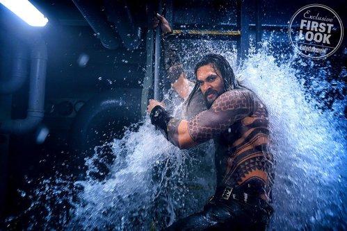 Jason Momoa Submarine Aquaman
