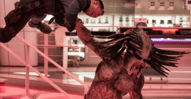 Predator Human Fight The Predator