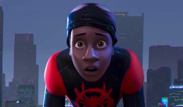 Shameik Moore Spider-Man: Into the Spider-Verse