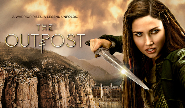 THE OUTPOST (2018) TV Show Trailer: Jessica Green in the Lone Survivor of the Blackbloods [The CW]