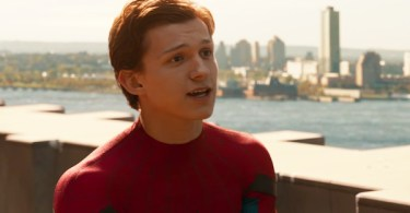 Tom Holland Spider Man Homecoming