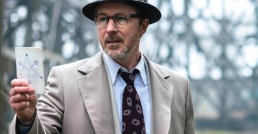 Aidan Gillen Project Blue Book