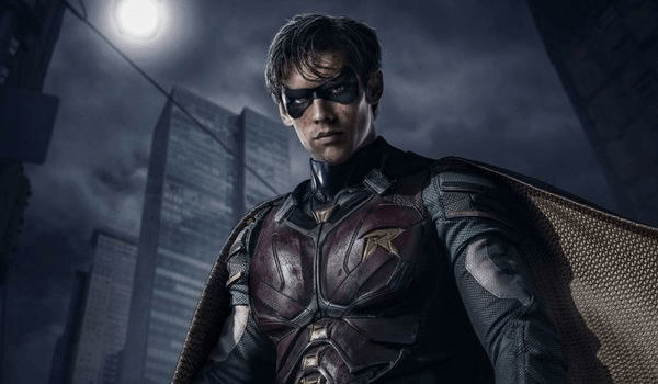 TITANS TV Show Trailer: Brenton Thwaites as Robin Leads a Team of Superheroes [San Diego 2018]