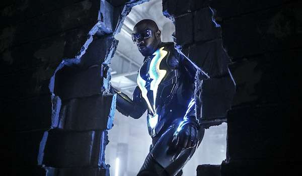 Cress Williams Black Lightning