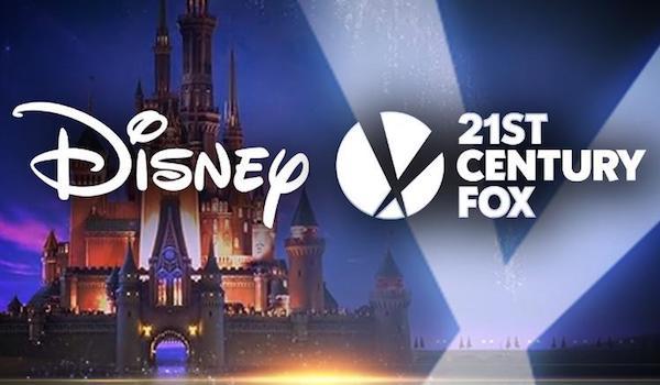 Disney 21st Century Fox Logos
