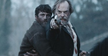 Hugo Weaving James Frecheville Black 47