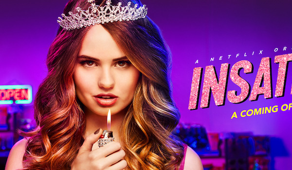 Insatiable Movie Poster Banner