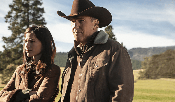 Kevin Costner Kelsey Asbille Yellowstone Coming Home