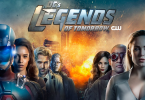 Legends of Tomorrow Season 4 TV show poster banner