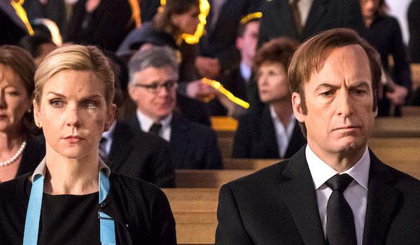 Rhea Seehorn Bob Odenkirk Better Call Saul Season 4