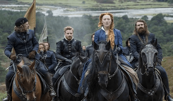 Saoirse Ronan Jack Lowden Mary Queen of Scots
