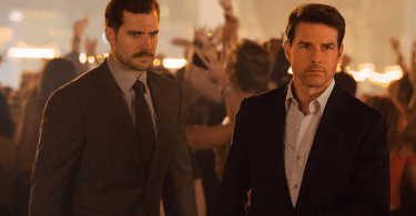 Tom Cruise Henry Cavill Mission Impossible Fallout