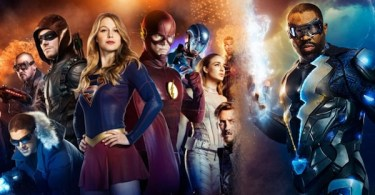 The Flash Supergirl Legends of Tomorrow Arrow Black Lightning