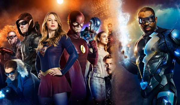 The Flash Supergirl Legends of Tomorrow Arrow Black Lightning