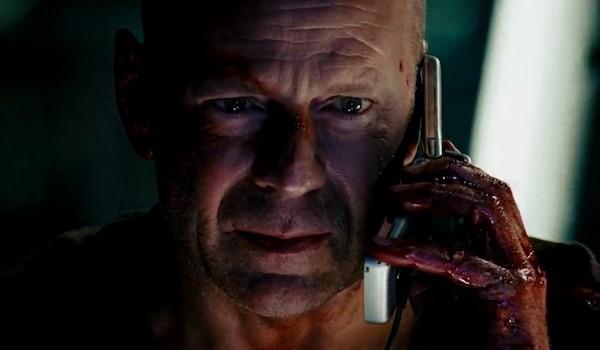 Bruce Willis Live Free or Die Hard