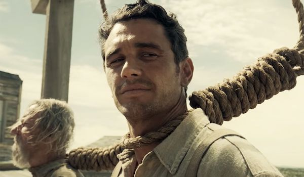James Franco The Ballad of Buster Scruggs