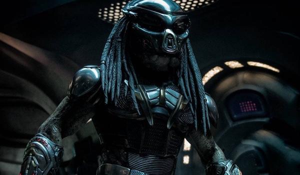 Predator In Mask The Predator