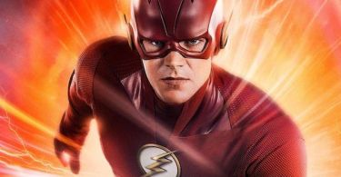 The Flash Season 5 TV Show Poster