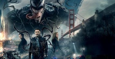 Venom Banner Movie Poster