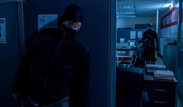 Charlie Cox Wilson Bethel Daredevil Season 3