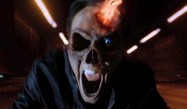 Nicolas Cage Ghost Rider: Spirit of Vengeance