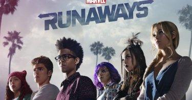 Runaways Season 2 TV Show Poster