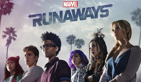 Runaways Season 2 TV Show Poster