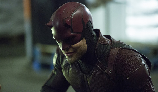 Charlie Cox Daredevil Suit