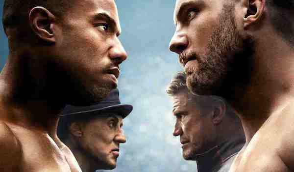 Creed II Movie Poster 5