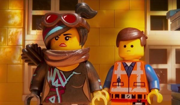 Elizabeth Banks Chris Pratt The Lego Movie 2: The Second Part