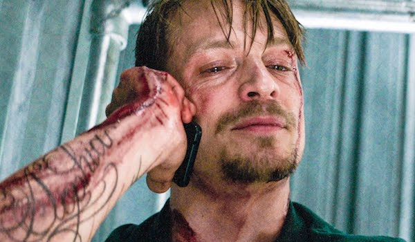 Joel Kinnaman The Informer